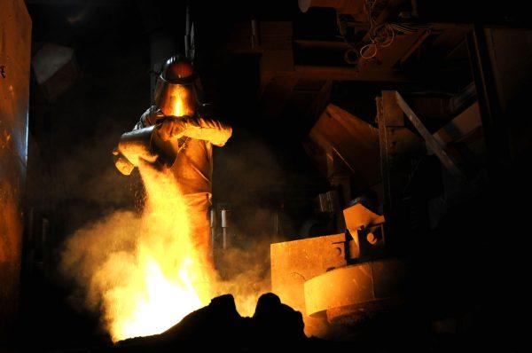 Industriearbeit