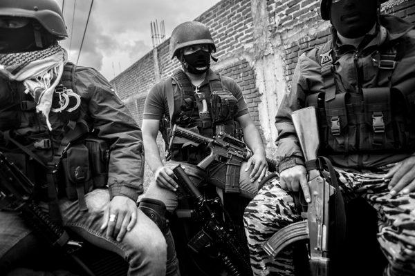 Mexikos Drogenkrieg