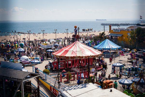 Wonder Wheel – Coney Island